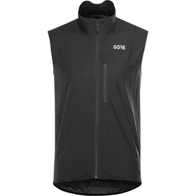 GORE WEAR C3 Light Windstopper Vest Herren black